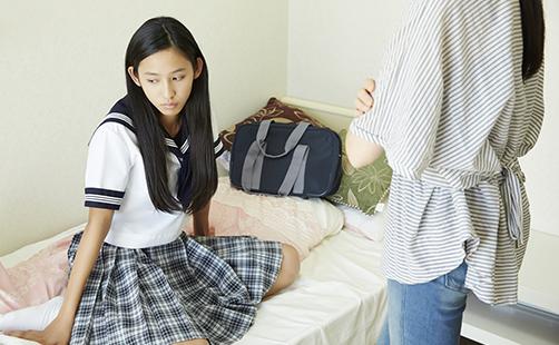 少女の親が被害申告