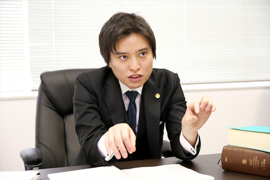 河西弁護士